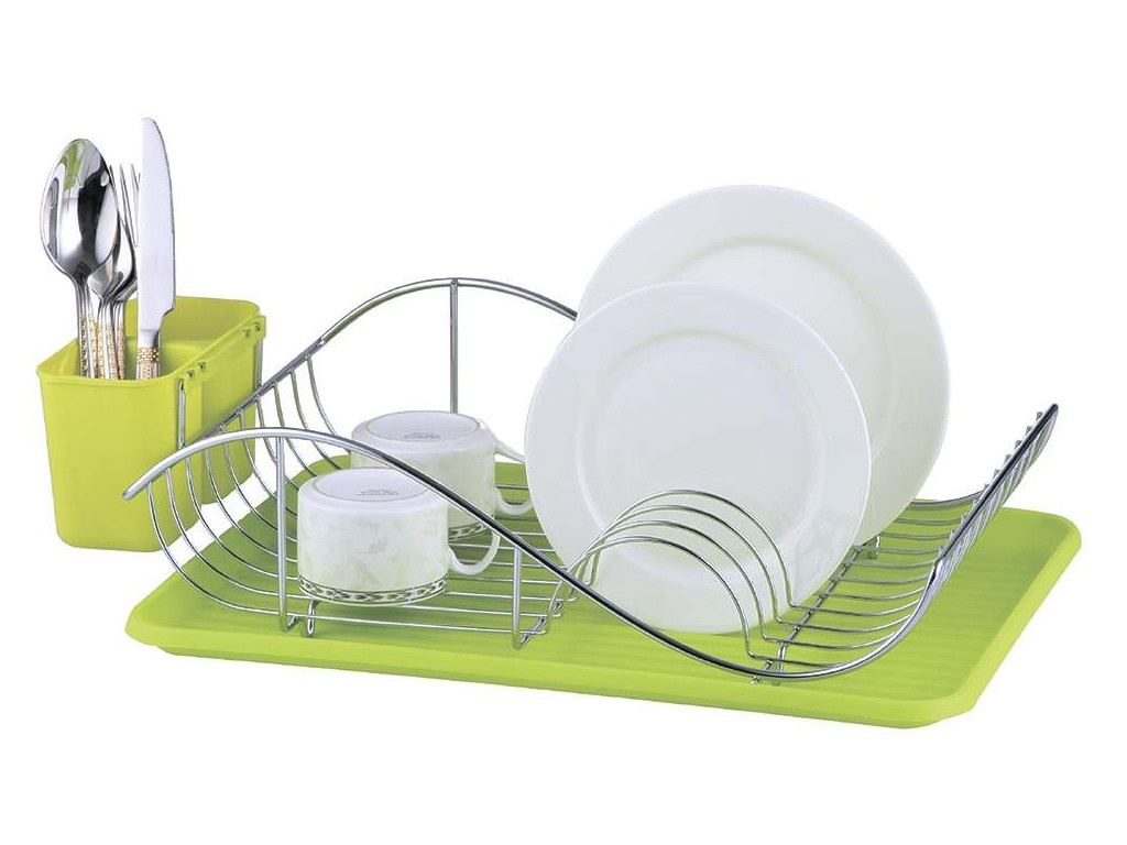 Сушилка для посуды Zeidan Z-1170 Green
