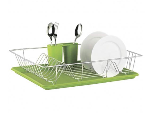 Сушилка для посуды Zeidan Z-1169 Green