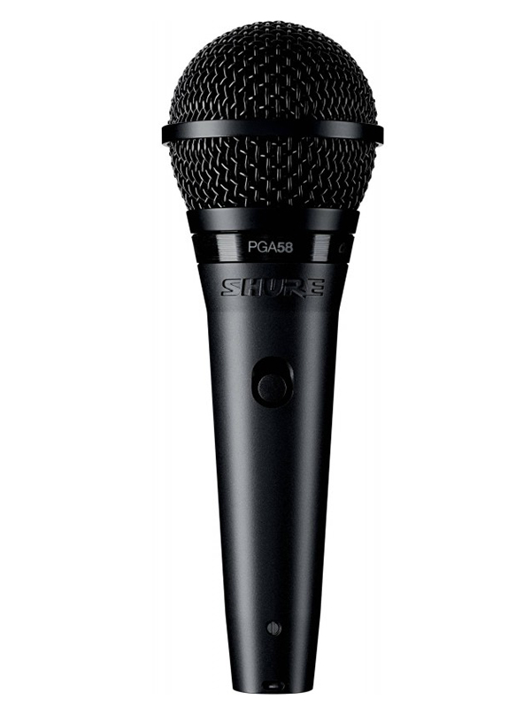 Микрофон Shure PGA58BTS Black