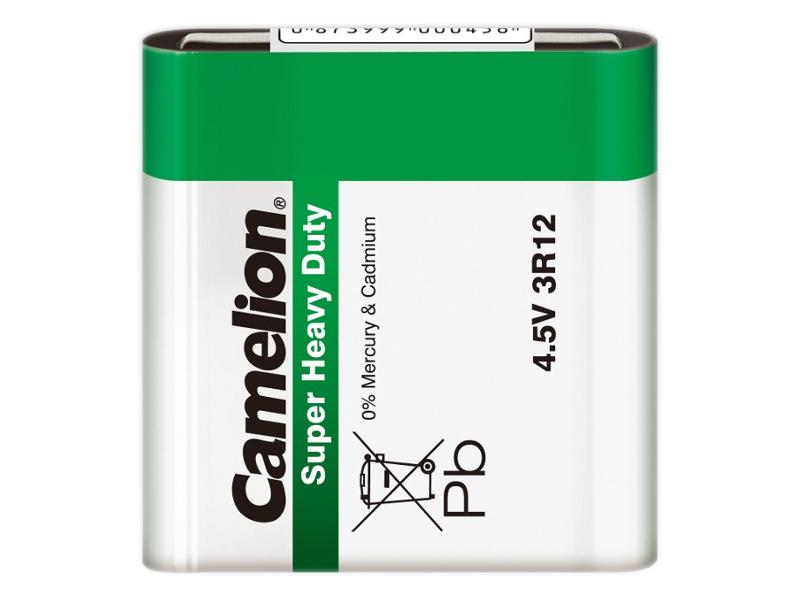 Батарейка Camelion 3R12 3R12-SP1G (1 штука) 1673