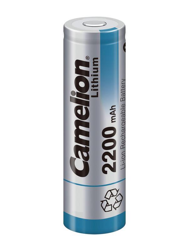 Аккумулятор Camelion LIR18650 3.6V 2200mAh (1 штука) 9937 аккумулятор