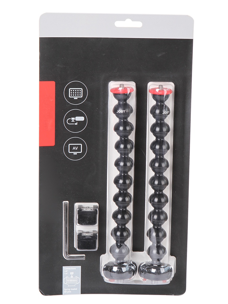 Штатив Joby GorillaPod Arm Kit Pro Black JB01589