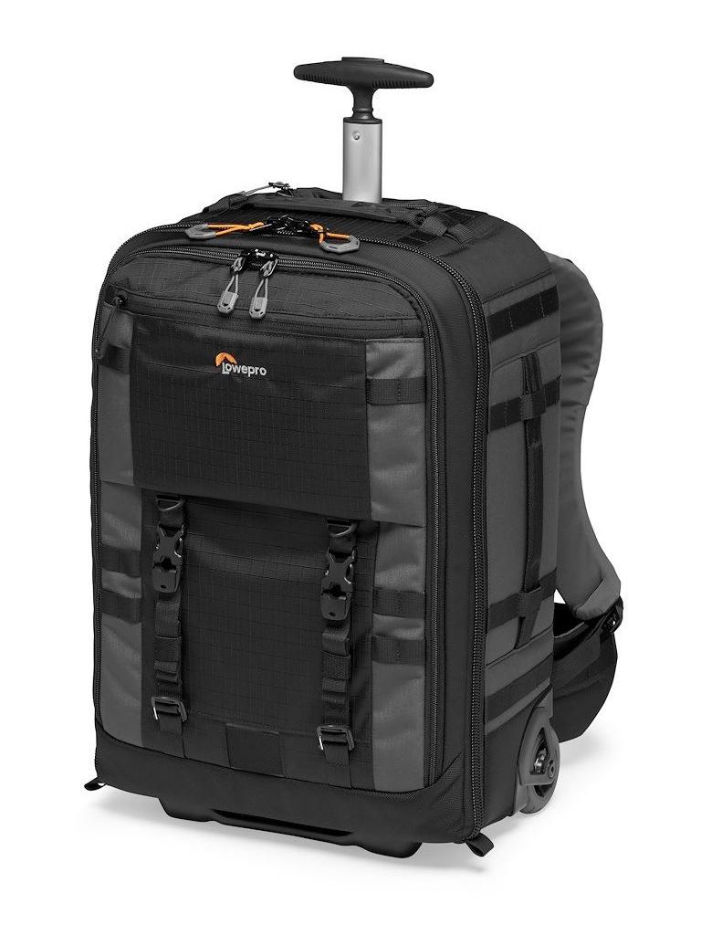 Фото - LowePro Pro Trekker RLX 450 AW II на колесах Grey 97318 вешалка гардеробная на колесах мебелик пико 23 черный