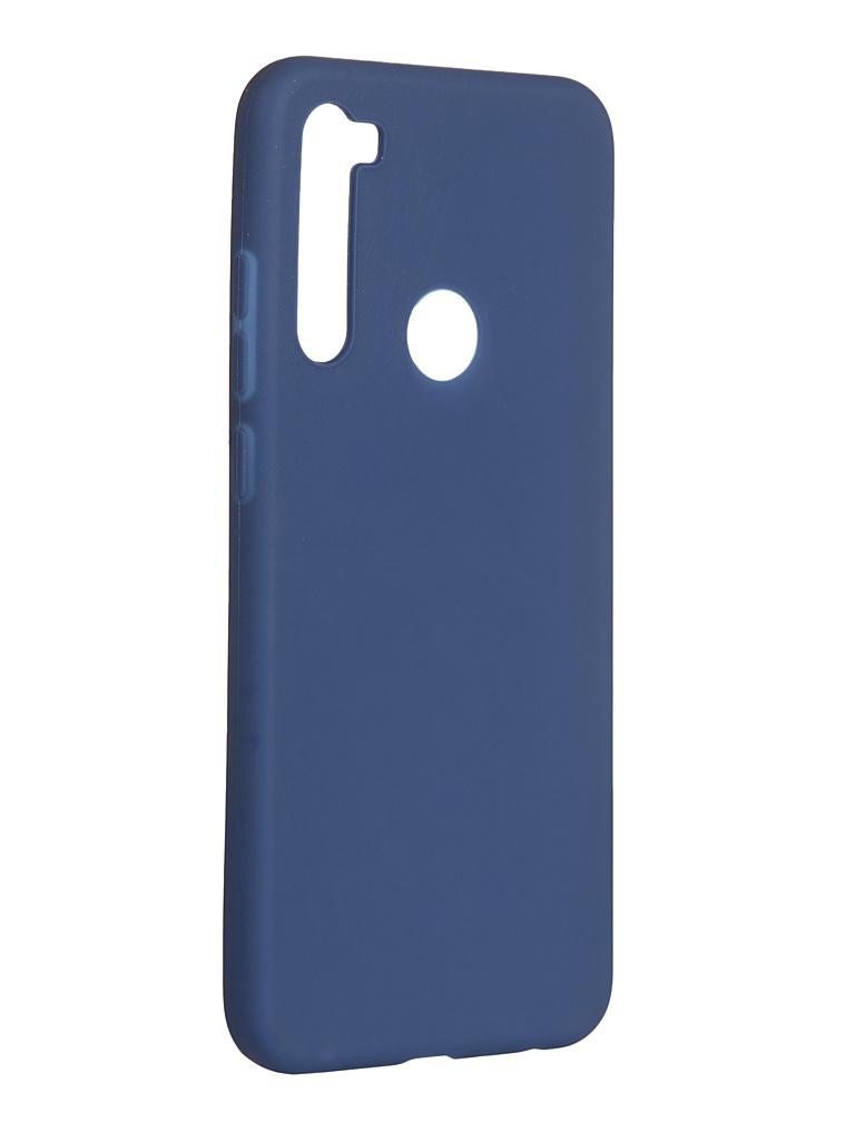 Чехол Red Line для Xiaomi Redmi Note 8T Ultimate Blue УТ000019204