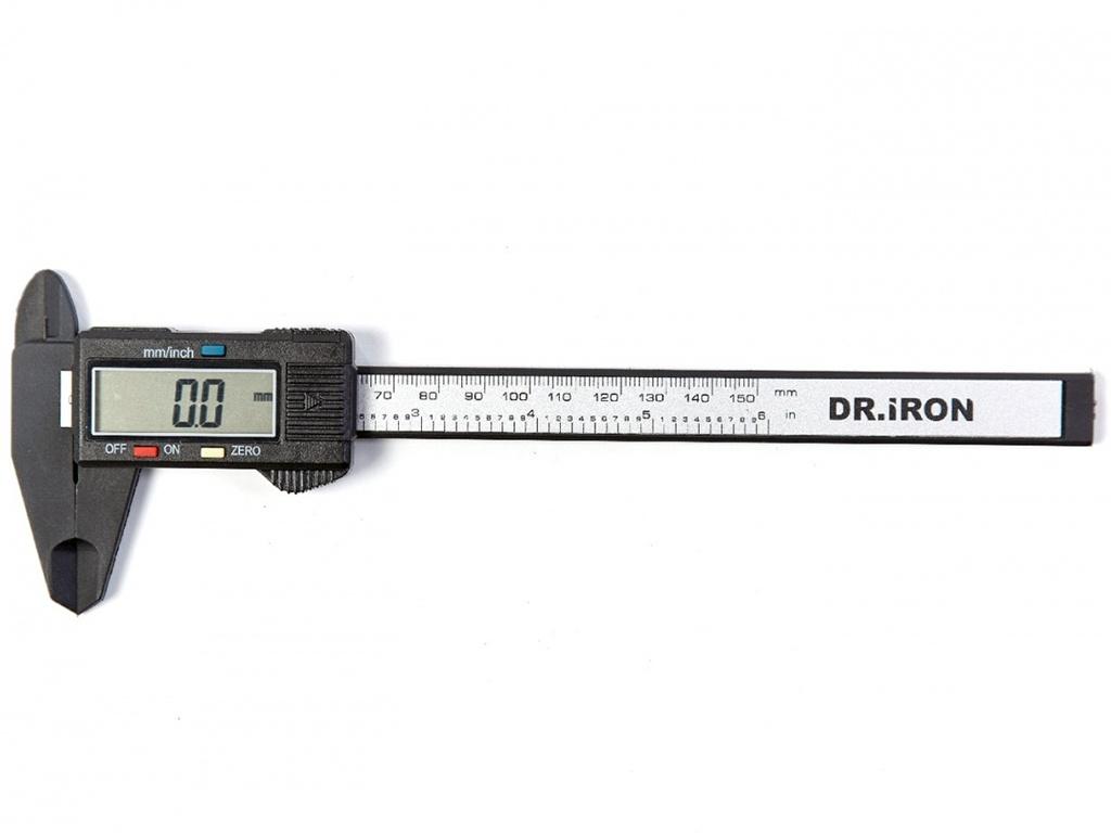 Штангенциркуль Dr.iRON DR6001 штангенциркуль fit 19845