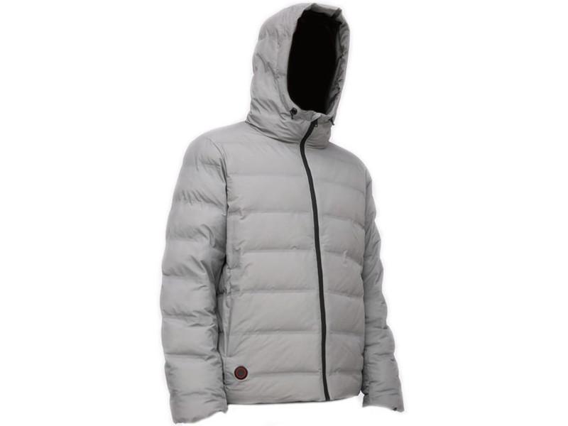 Одежда Xiaomi Cottonsmith Graphene Temperature Control Jacket Silver L - куртка с подогревом
