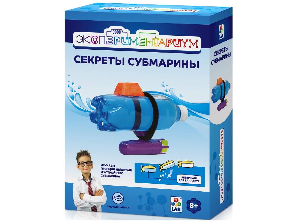 Игра 1Toy Экспериментариум Секреты субмарины Т14060