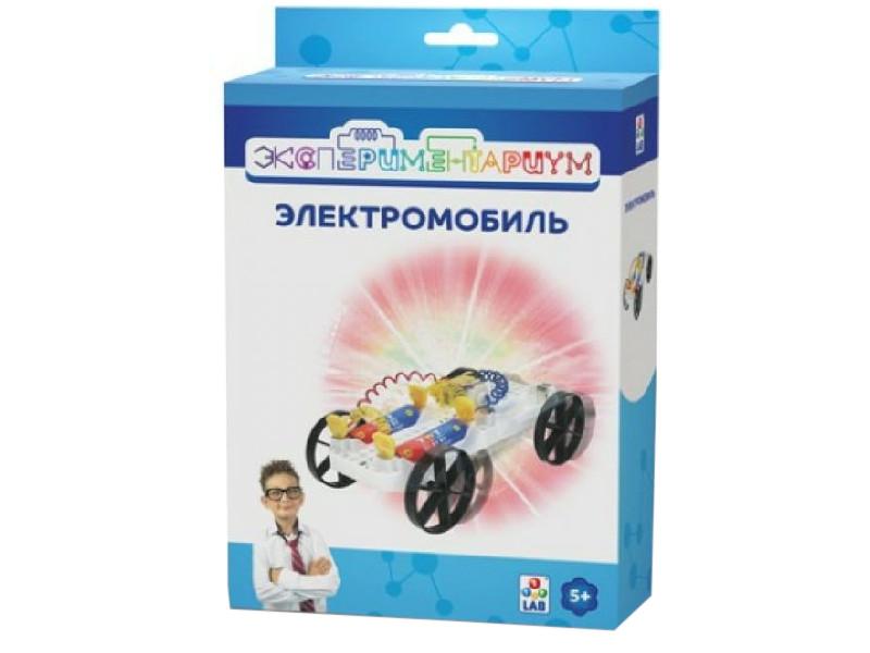 Игра 1Toy Экспериментариум Электромобиль Т14051