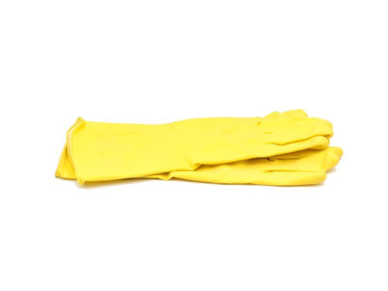 Перчатки резиновые Paterra Super прочные р.M 402-394