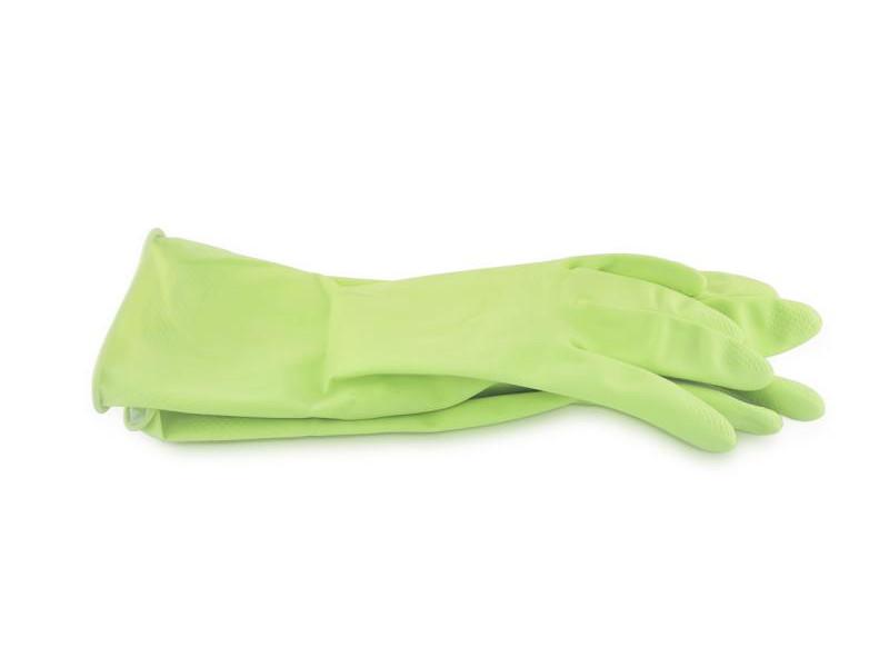 Перчатки резиновые Paterra Extra комфорт р.M 402-416
