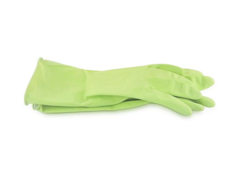 Перчатки резиновые Paterra Extra комфорт р.L 402-417