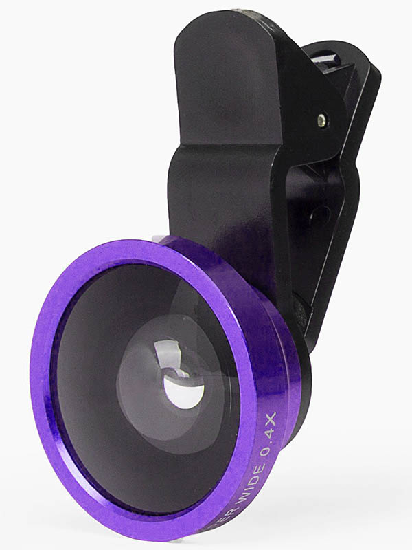 Объектив Activ Selfi Cam Lens Purple 114229