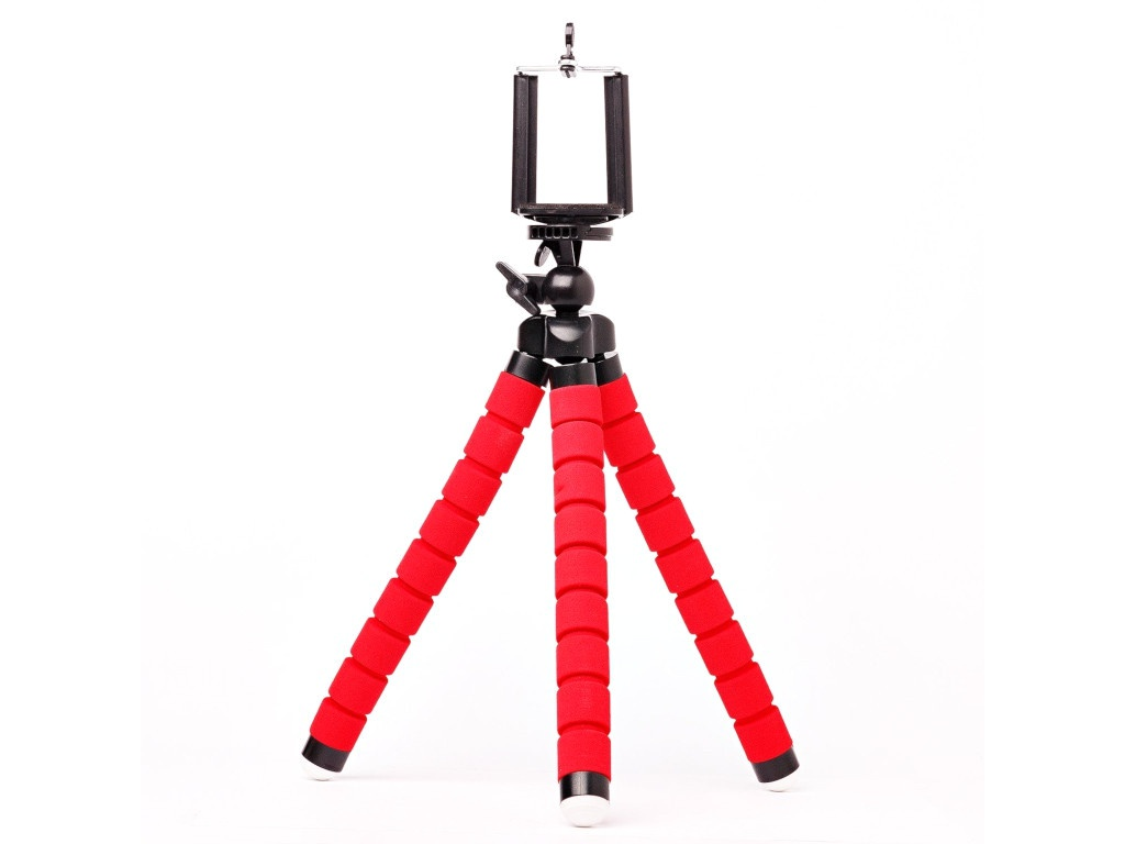 Мини-штатив Activ Tripod mini 01 Red 107163