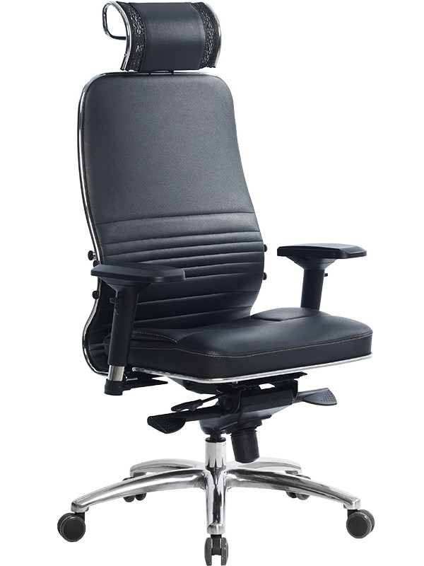 Компьютерное кресло Метта Samurai KL-3 Black
