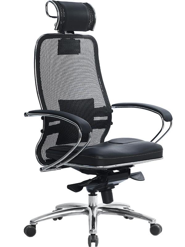 Компьютерное кресло Метта SAMURAI SL-2 Black