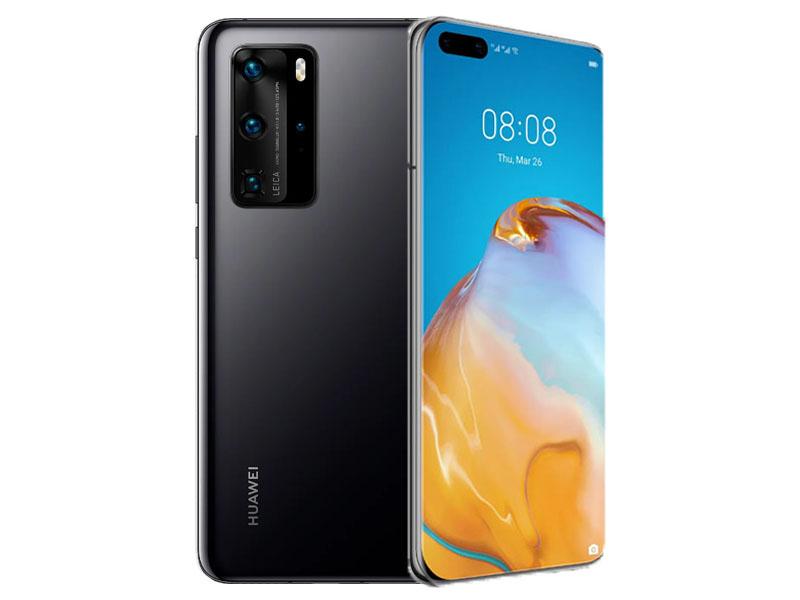 Сотовый телефон Huawei P40 Pro 8Gb/256Gb Midnight Black сотовый