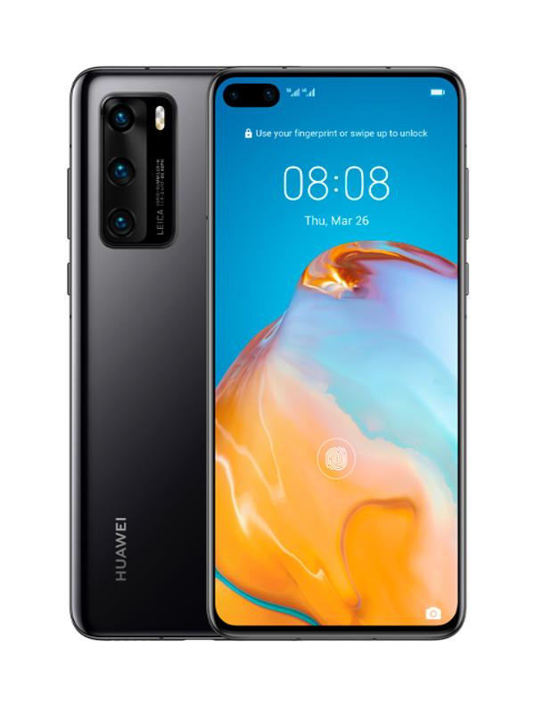Сотовый телефон Huawei P40 8/128Gb Black