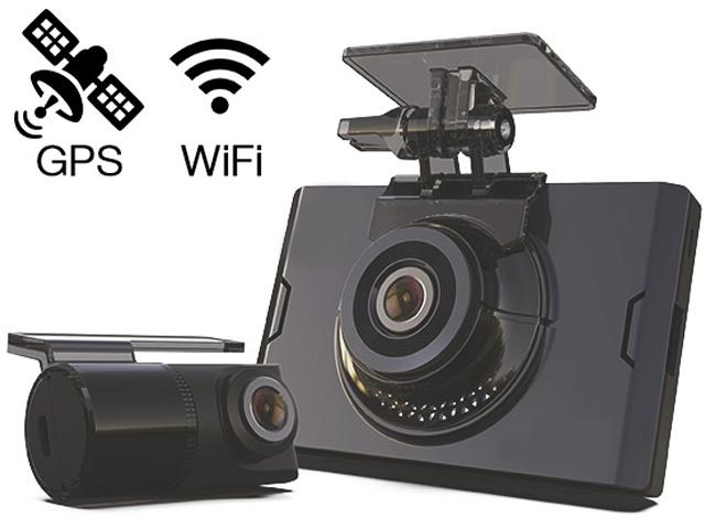 Видеорегистратор Parkmaster GNet GDR с Wi-FI и GPS модулями GDRGPSWIFI