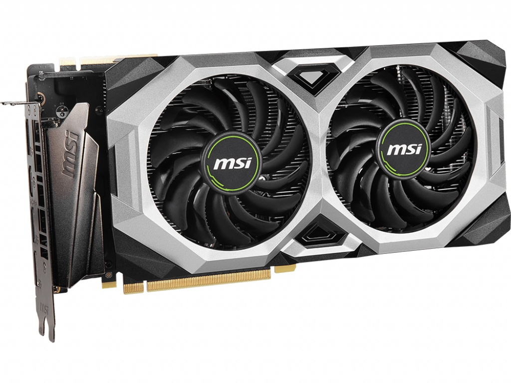 Видеокарта MSI GeForce RTX 2080 1830Mhz PCI-E 3.0 8192Mb 15500Mhz 256 bit 3xDP 2xHDMI HDCP SUPER VENTUS XS OC