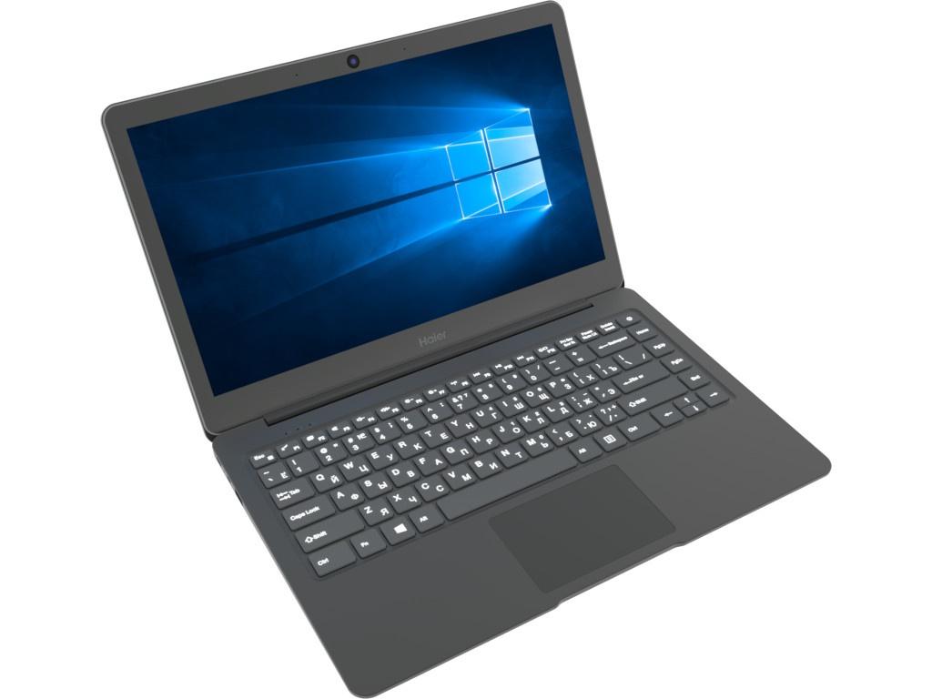 Ноутбук Haier i428 Dark Grey TD0030555RU (Intel Pentium N4200 1.1 GHz/8192Mb/180Gb SSD/Intel HD Graphics/Wi-Fi/Bluetooth/Cam/13.3/1920x1080/Windows 10) ноутбук lenovo ideapad 320 15iap 80xr001nrk intel pentium n4200 1 1 ghz 4096mb 500gb no odd intel hd graphics wi fi bluetooth cam 15 6 1366x768 windows 10 64 bit