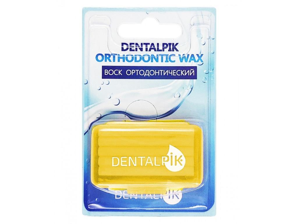 Воск для брекетов Dentalpik Orthodontic Wax Ананас 05.4186-5