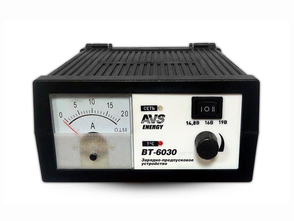 Устройство AVS Energy BT-6030