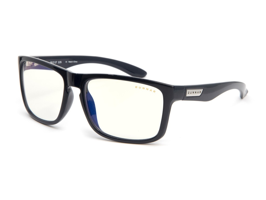 Очки компьютерные Gunnar Intercept Clear Indigo INT-01509