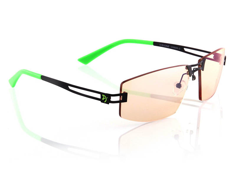 Очки компьютерные Arozzi Visione VX600 Green цена