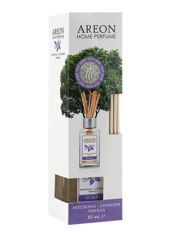 Благовоние Areon Home Perfume Sticks Patchouli - Lavender Vanilla 85ml 704-PS-05