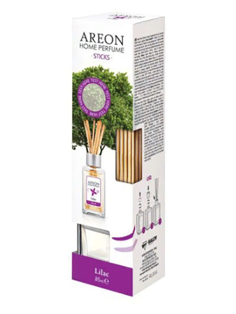 Благовоние Areon Home Perfume Sticks Lilac 85ml 704-PS-02 фото