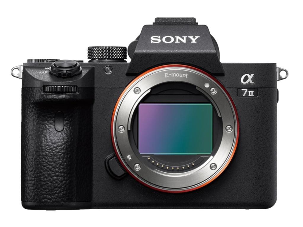Фото - Фотоаппарат Sony Alpha ILCE-7M3 Body Выгодный набор + серт. 200Р!!! фотоаппарат