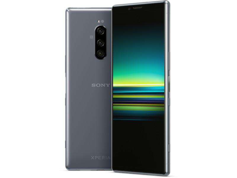 Сотовый телефон Sony J9110 Xperia 1 Grey