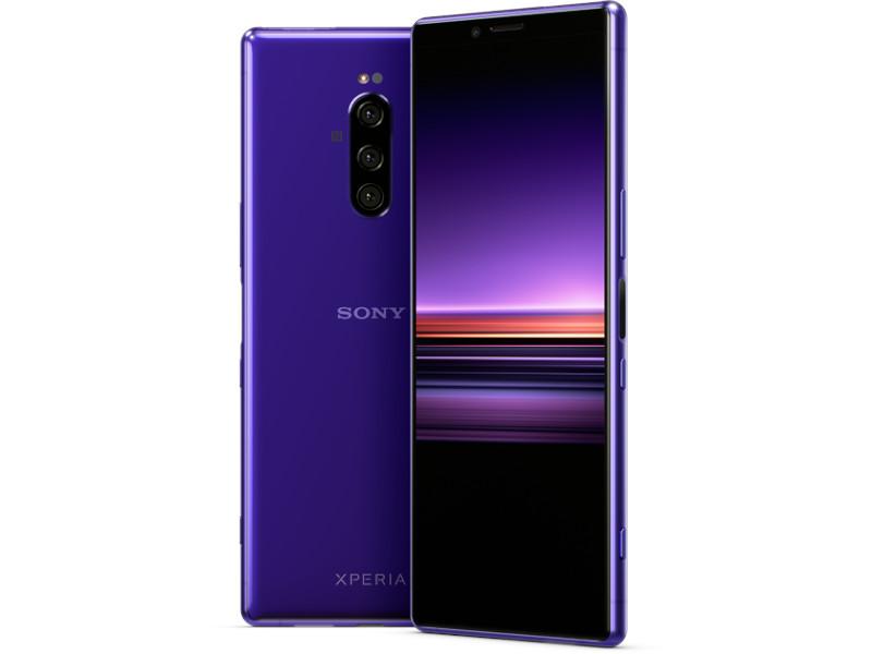 Сотовый телефон Sony J9110 Xperia 1 Purple