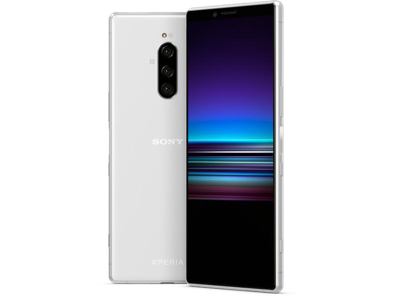 Сотовый телефон Sony J9110 Xperia 1 White