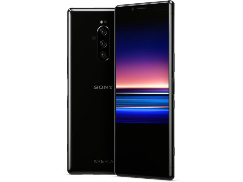 Сотовый телефон Sony J9110 Xperia 1 Black