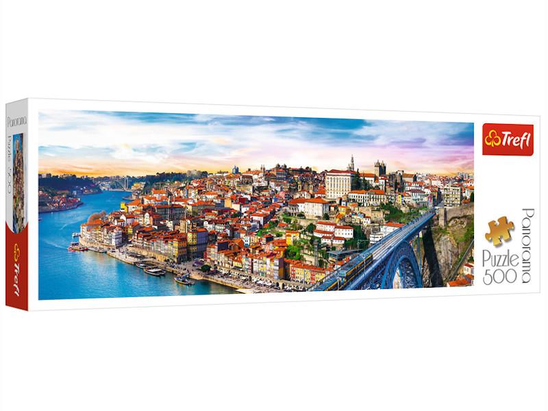 Пазл Trefl Порту, Португалия 500 эл. TR29502 / 292379