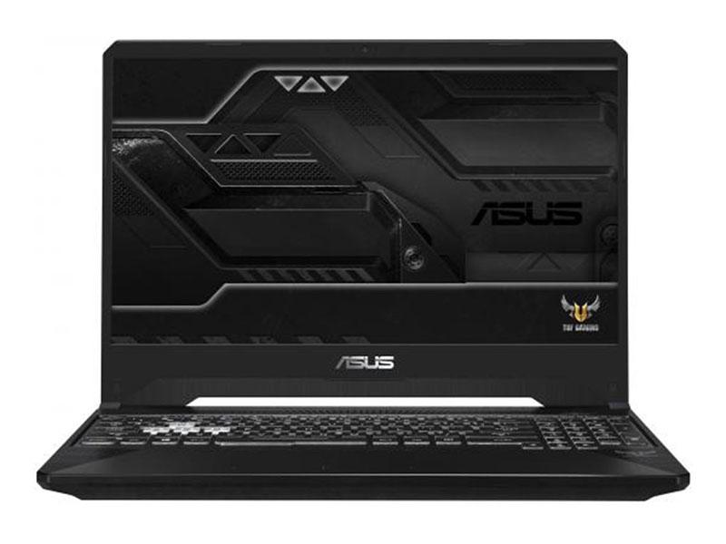 Ноутбук ASUS TUF FX505DD-AL124 Gunmetal Black 90NR02C1-M07570 (AMD Ryzen 5 3550H 2.1 GHz/8192Mb/512Gb SSD/nVidia GeForce GTX 1050 3072Mb/Wi-Fi/Bluetooth/Cam/15.6/1920x1080/DOS)
