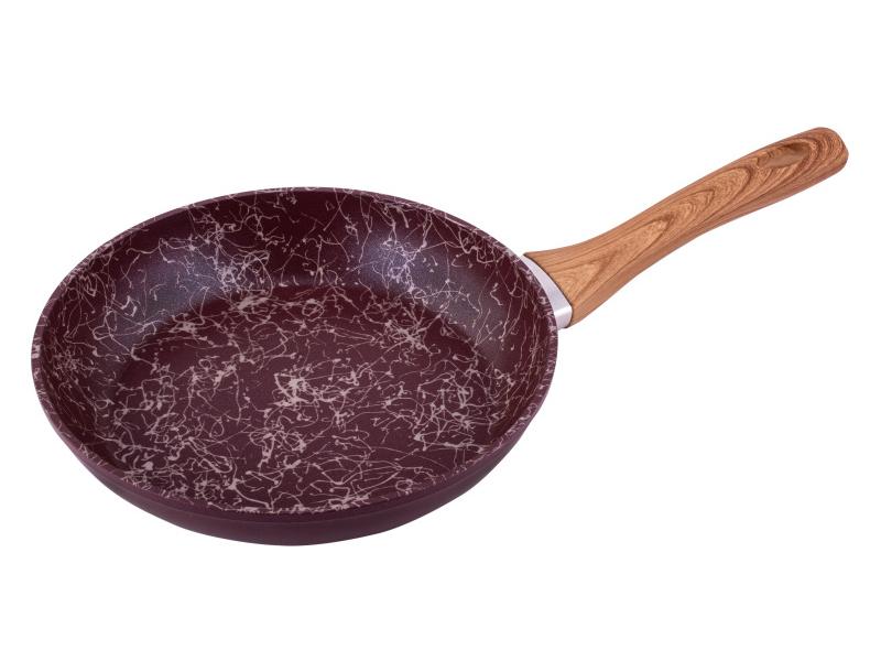 Сковорода Appetite Purple Art 24cm AP2241