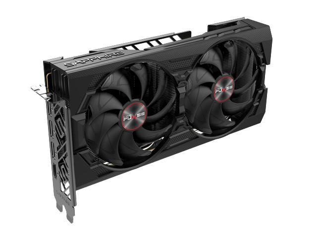 Видеокарта Sapphire Radeon Pulse RX 5500 XT 4G OC 1737Mhz PCI-E 4.0 4096Mb 14000Mhz 128-bit HDMI 3xDP 11295-03-20G