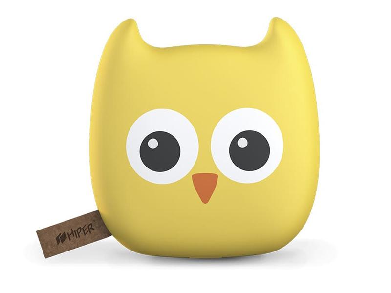 цена на Внешний аккумулятор HIPER Zoo 10000 Yellow