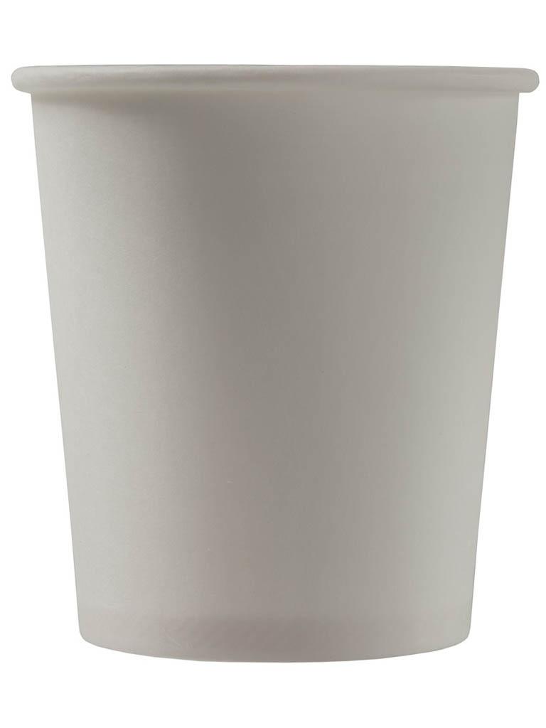 Одноразовые стаканы Формация 100ml 60шт White HB62-120-0000