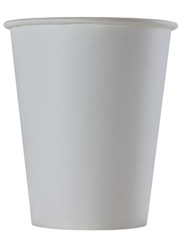 Одноразовые стаканы Формация 150ml 100шт White HB70-180-0000