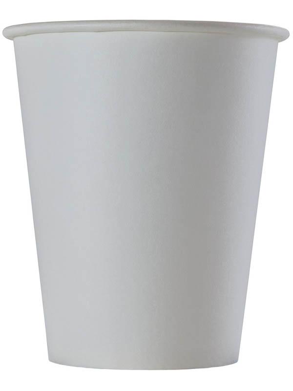 Одноразовые стаканы Формация 180ml 80шт White HB72-205-0000