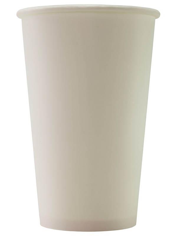 Одноразовые стаканы Формация 400ml 50шт White HB90-530-0000
