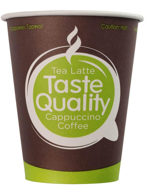 Одноразовые стаканы Формация 150ml 100шт Taste Quality HB70-180-0233