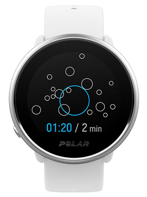 Часы Polar Ignite L White