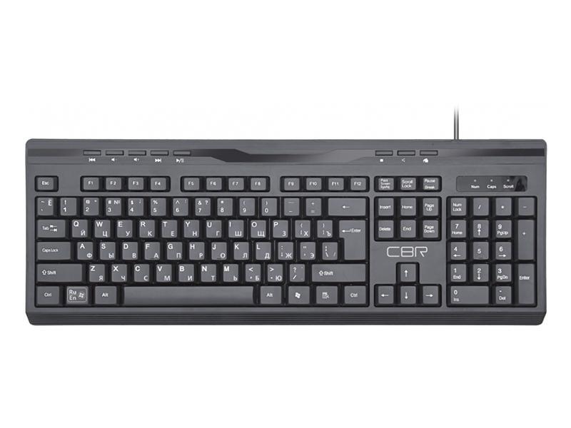 Клавиатура CBR KB 335HM