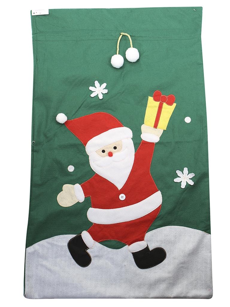 Новогодний мешок для подарков Koopman International Санта 97x60cm AAF202330