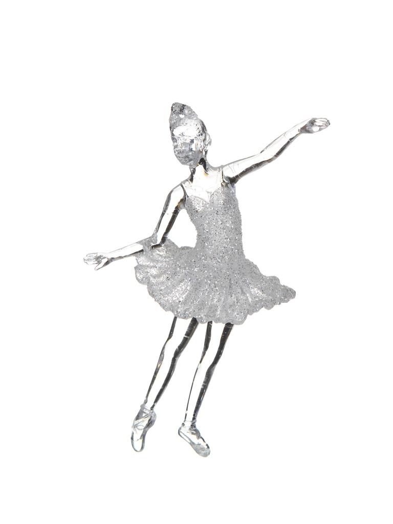 Украшение Crystal Deco Балерина 12cm Transparent 150979