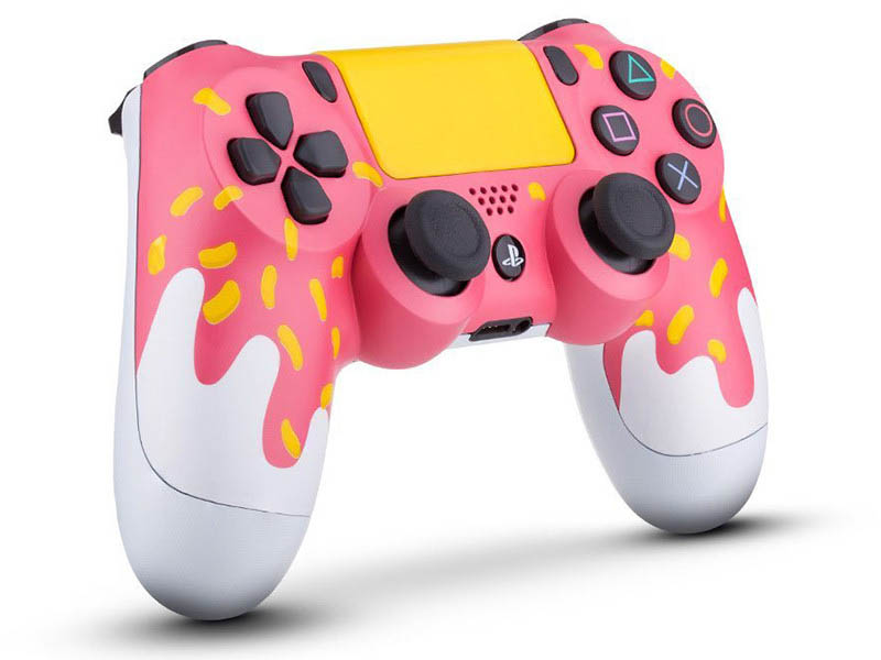 Геймпад Rainbo Sony Dualshock 4 Sweet Honey RBW-DS052
